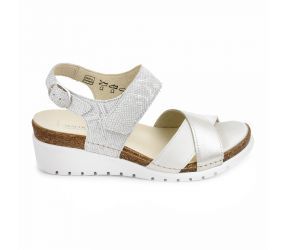 Waldlaufer - Fiona White Multi Sandal