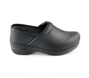 Pro XP Black Oiled Leather - Wide