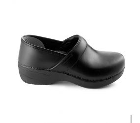 Dansko - Pro XP 2.0 Black Pull Up Wide