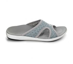 Spenco - Breeze Breeze Slide Slate Blue/Penguin