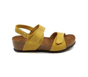 Sabatini - Quarter Strap Sandal - Ocra