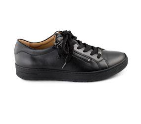 Hartjes - XS Bandy Black Lace w/ Side Zipper