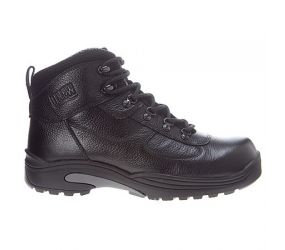 Drew - Rockford Black Tumbled Boot Alt 2