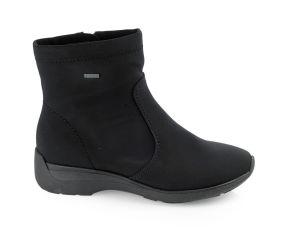 Ara - Piera Black Fabric Gore-Tex Boot