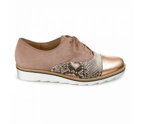 Gabor - Metallic Rose Bal Oxford