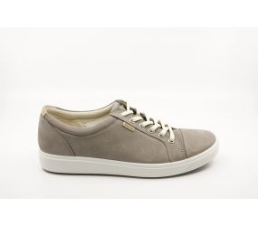 Ecco - Soft 7 Sneaker Warm Grey