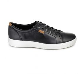 Ecco - Soft 7 Sneaker Black/White