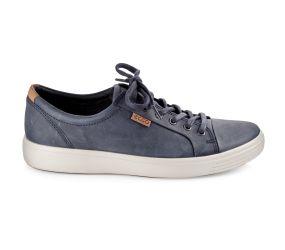 Ecco - Soft 7 Sneaker Marine Nubuck