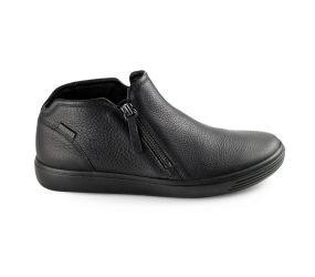 Ecco - Soft 7 Low Boot Black/Black