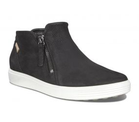 Ecco - Soft 7 Low Boot Black
