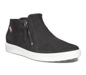 Ecco - Soft 7 Low Boot Black