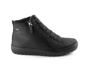 Ecco - Soft 8 High Top Black Trento