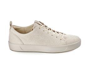 Ecco - Women's Soft 8 Sneaker Vanilla