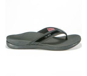 Vionic - Tide II Black Sandal