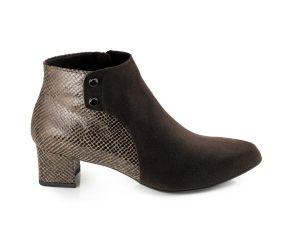 BeautiFeel - Mina Dk. Brown/Tarta Boot