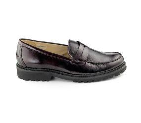 Christian Dietz - Bolzano Burgundy Patent Loafer