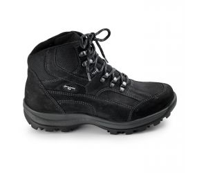 Waldlaufer Helen Black Boot Waterproof