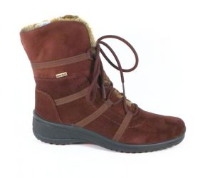Ara - Magaly Brown Lace Gore-Tex Boot