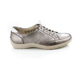 Waldlaufer - Jasmine Sand Metallic Oxford