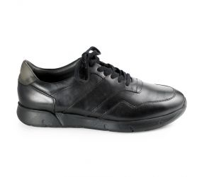 Valleverde - Black Leather Oxford