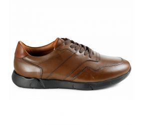 Valleverde - Cognac Leather Oxford