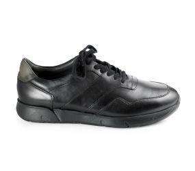 Valleverde - Black Leather Oxford