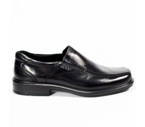 Ecco Helsinki Bike Slip On - Black
