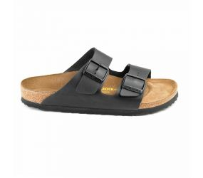 Birkenstock - Arizona Black Narrow Birko-Flor
