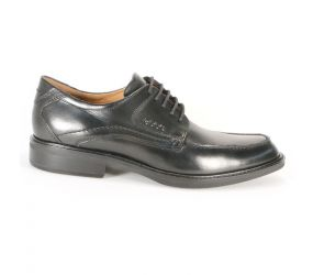 Ecco Windsor Black Apron Toe