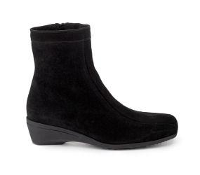 La Canadienne - Elizabeth Black Suede Boot Waterproof
