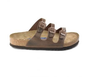 Birkenstock - Florida Soft FB Habana Oiled