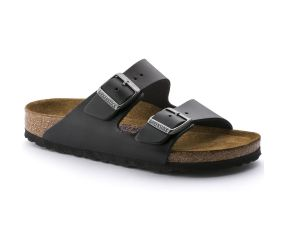 Birkenstock - Arizona Soft Footbed Amalfi Black