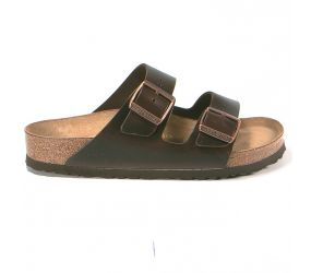 Birkenstock - Arizona Soft Footbed Amalfi Brown