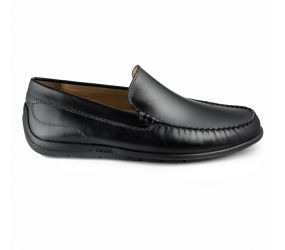 Ecco Classic Moc 2.0 Black Leather