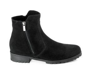 La Canadienne - Smith Black Suede Boot