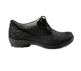 Waldlaufer - Diane Black Sparkle Oxford
