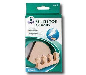 Oppo Medical - Foam Multi Toe Comb