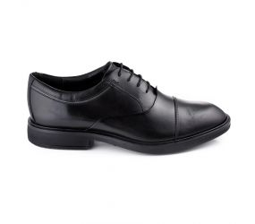Ecco - Vitrus II Cap Toe Tie Black
