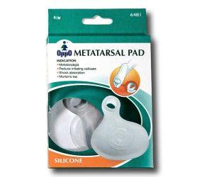 Oppo Medical - Silicone Met Pad w/ Loop