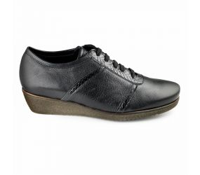 Finest - 4Monaco Black Oxford