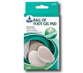 Oppo Medical - Gel Ball of Foot Pad