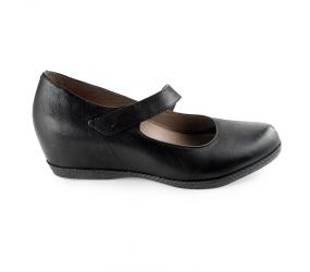 Dansko - Lanie Black Burnished Mary Jane