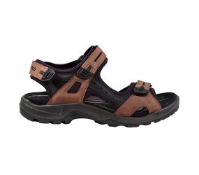 Ecco - Yucatan Sandal Bison/Black