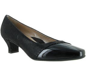 Beautifeel - Laverne Champagne Shiny Scale Pump