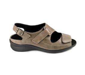 Durea - Taupe Softcalf Sandal
