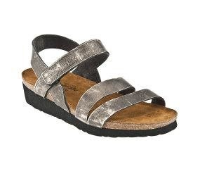 Naot - Kayla Metal Leather Sandal