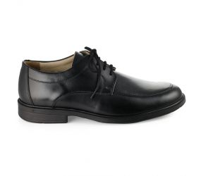 Solidus - Henk Black Moc Toe Oxford