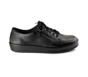 Christian Dietz - Sorrento Black Leather Oxford