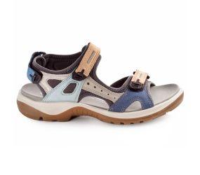 Ecco - Offroad Sandal Multicolor Lthr