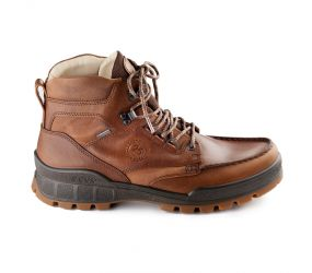 Ecco - Mens Track 25 High Cocoa